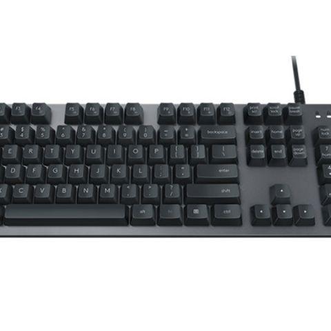 Logitech K840 mechanical corded keyboard at Rs. 6,495