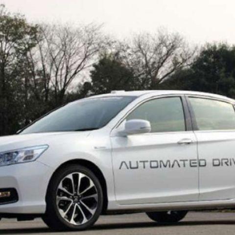 Honda pledges to unveil Level 4 autonomous cars by 2025