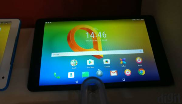 Alcatel A3 10 tablet with 10.1-inch HD display launched at Rs. 9,999