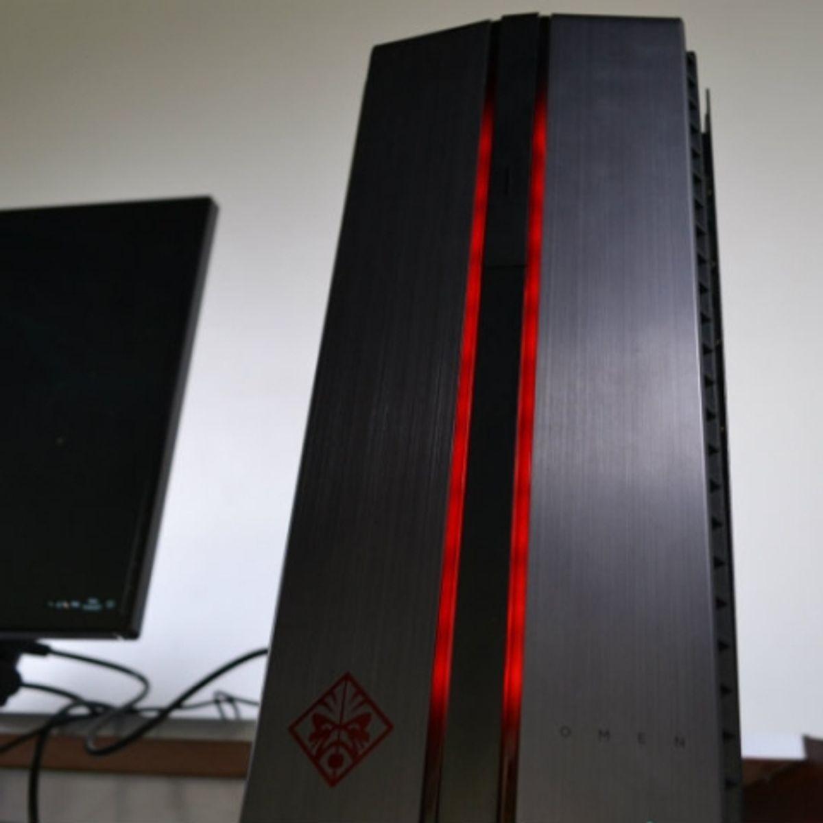 HP Omen 870-260In Desktop PC Review