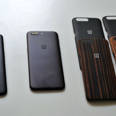 OnePlus 5 getting OxygenOS v4.5.5 update with fix to wireless connectivity issue