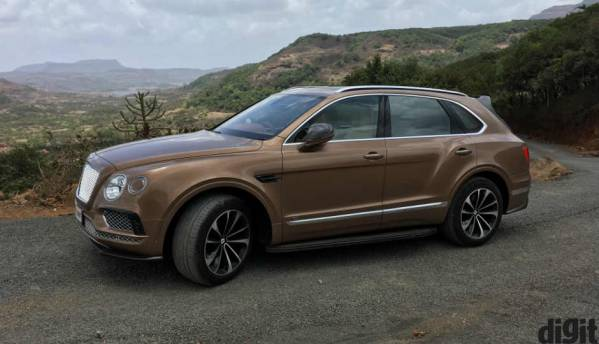 Ultra-luxurious Bentley Bentayga goes green with new hybrid variants