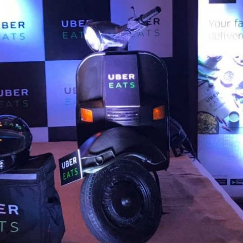 Uber's food delivery service, UberEATS launched in Delhi-NCR
