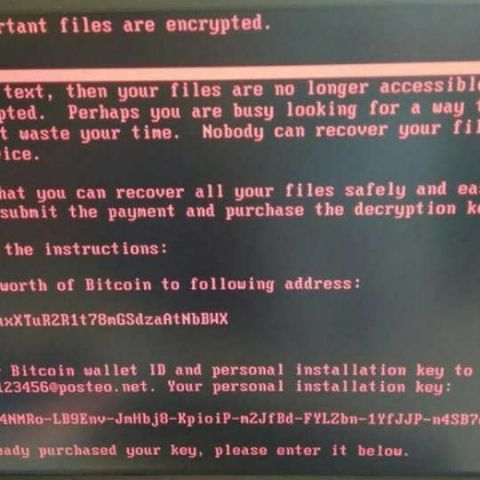 Petya ransomware: What you need to know