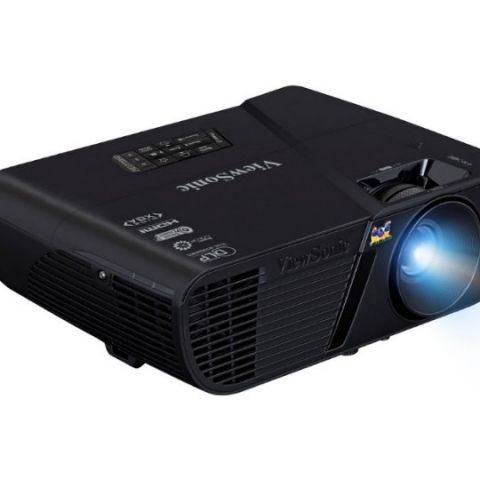 ViewSonic LightStream PJD7720HD Full HD Valued Projector launched