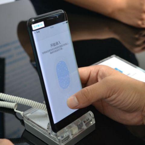 Vivo unveils world's first in-display fingerprint scanning smartphone at CES 2018