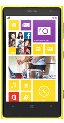 नोकिया Lumia 1020