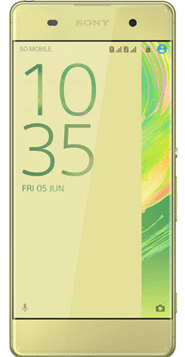 Sony Xperia XA Dual