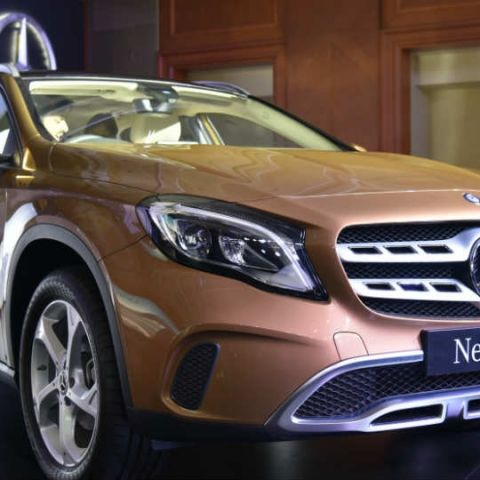 First Look: New Mercedes-Benz GLA 200d, 220d 4MATIC SUVs in India