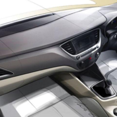 Hyundai teases new Verna interiors as launch nears
