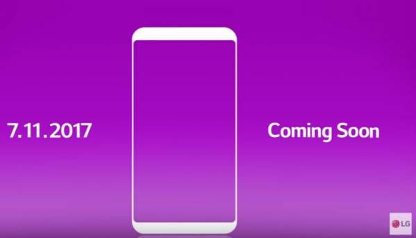 LG Q6, a mini version of G6 teased with Full Vision display ahead of launch