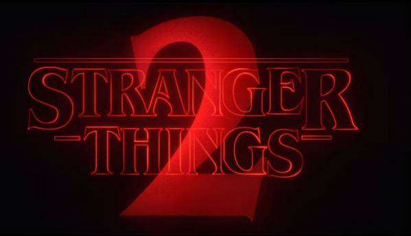 Stranger Things season 2 is premiering on October 27 and things are about to get super eerie