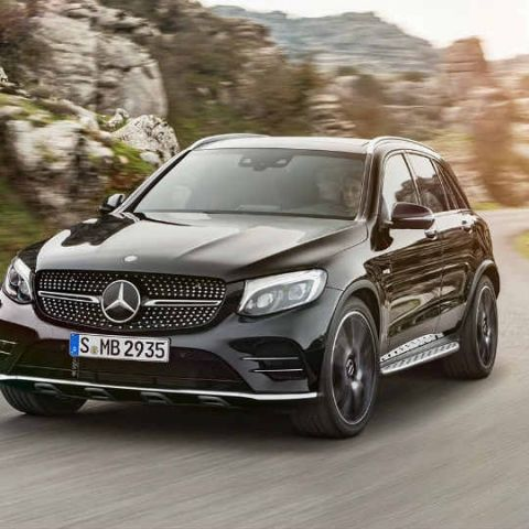 Mercedes-AMG to launch the GLC-43 4MATIC coupe in India on July 21