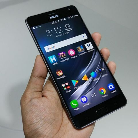 Asus Zenfone AR first look: World's first smartphone to