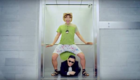 See You Againby Wiz Khalifa and Charlie Puth replaces Gangnam Style as the most watched video on YouTube