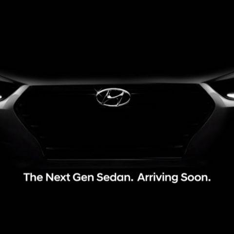2017 Hyundai Verna official trailer shows off Elantra-like design