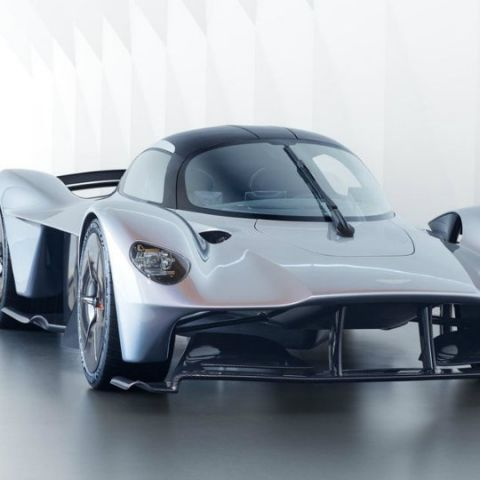 First Look: The rather ludicrous Aston Martin Valkyrie