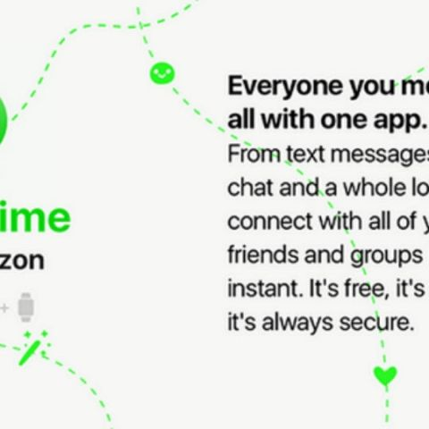Amazon may be working on its own messaging app called Anytime