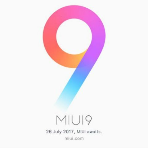 MIUI 9 global beta ROM rolling out for third batch of supported Xiaomi devices