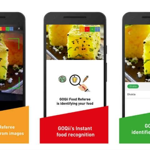 GOQii launches AI-powered Auto food recognition feature and Arena Motivation Network