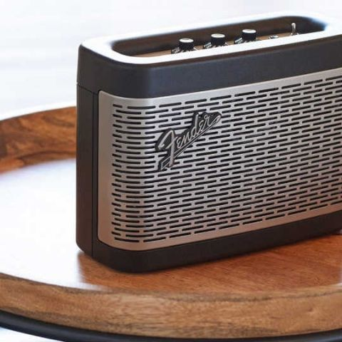 Fender enters the Bluetooth speaker market