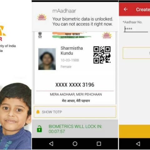 UIDAI launches mAadhaar app with biometric check, time-based OTP for Android