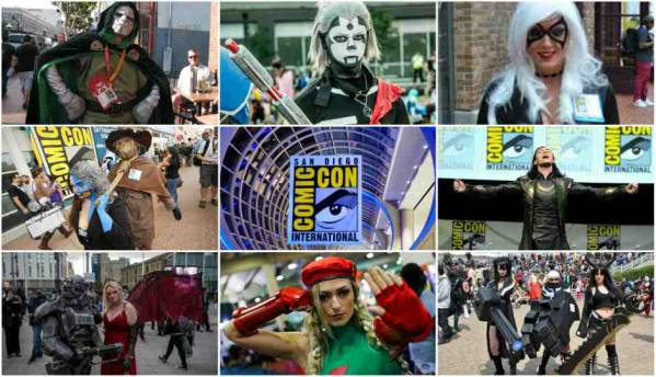 SDCC 2017 Preview: Avengers Infinity Wars, Death Note, Krypton, Star Trek Discovery, Spider-Man animated series and more to expect from the Hollywood palooza!