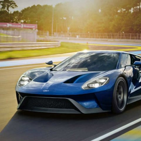 The Ford GT takes a stunning 10 million lines of code to run