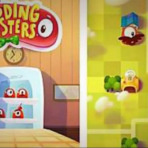 ZeptoLabs releases Pudding Monsters for Android and iOS