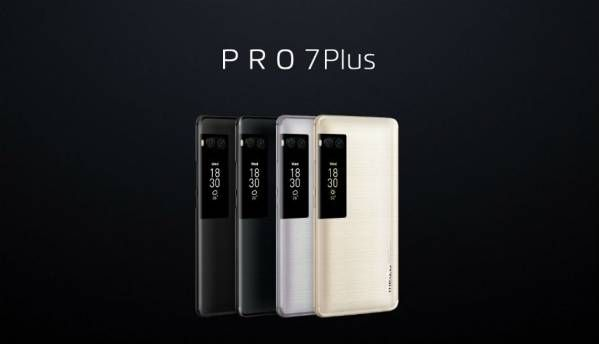 Meizu Pro 7, Pro 7 Plus launched with dual AMOLED displays and dual rear camera setup
