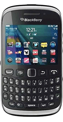ब्लैकबेरी Curve 9320