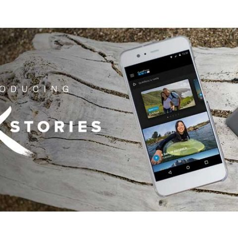 GoPro announces Quik Stories - A new video editing & sharing app for