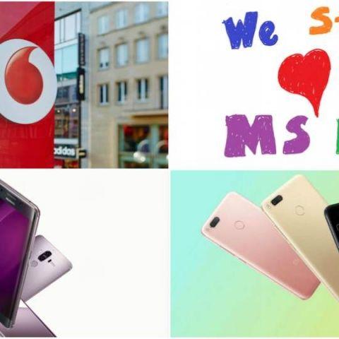 Vodafone Rs 244 plan, BSNL broadband malware, Huawei Mate 10 tease