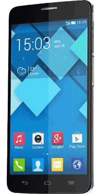अलकाटेल One Touch Idol X Plus