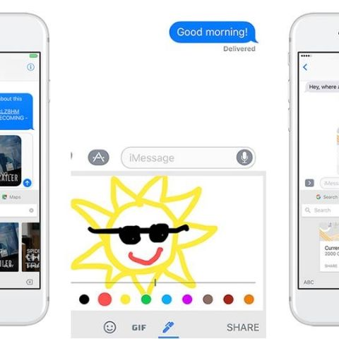 Gboard for iOS now offers YouTube and Google Maps integration