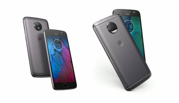 Moto G5S & G5S Plus, with improved cameras and metal unibody announced