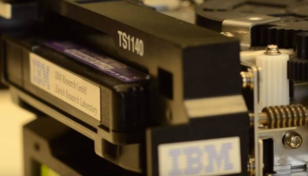 IBM sets new record, storing 330 TB uncompressed data on palm sized cartridge