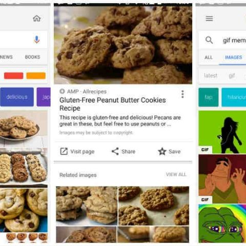 Google will now display badges in image search to help you categorize results