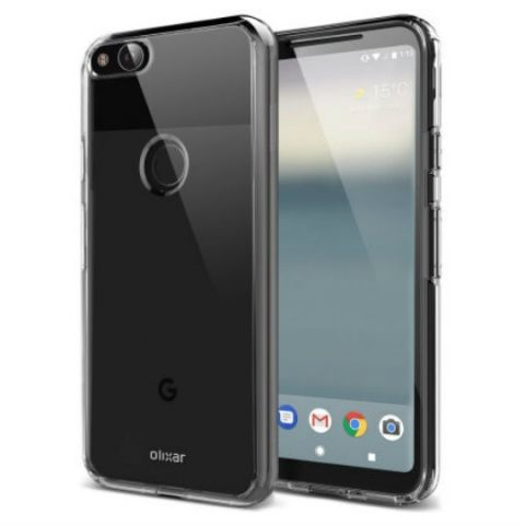new product 1f6b0 502e6 Leaked case images suggest Google Pixel 2, Google Pixel 2 XL to ...