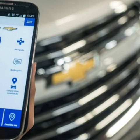 Chevrolet OnStar Family Link allows parents to track their kids
