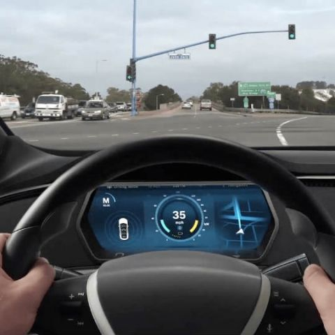 Here's how Bosch's Level 3 autonomous driving system works