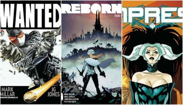 Netflix acquires Millarworld Comics, creators of Kingsman, Kick-Ass, Old Man Logan and Wanted