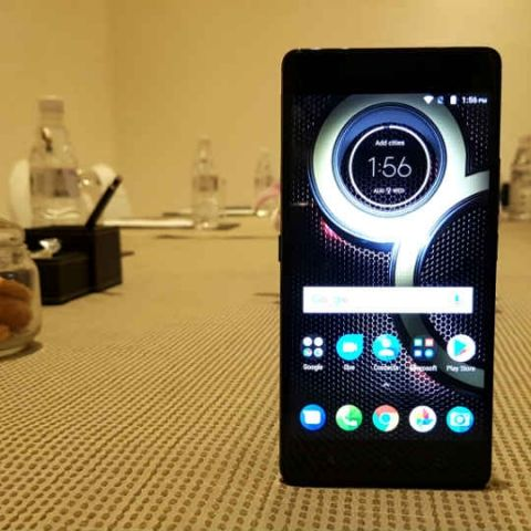 Lenovo K8 Note First Impressions: Ditching the custom UI