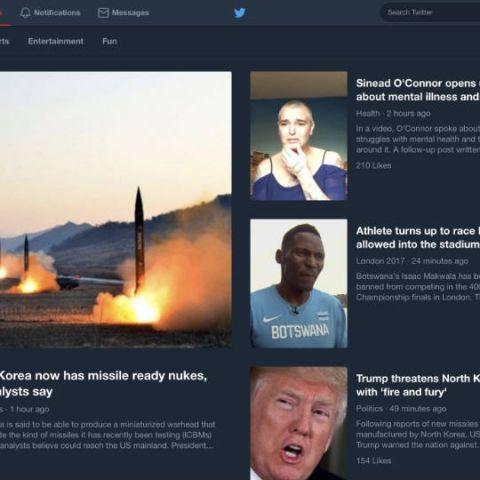 Twitter testing Night Mode for its desktop website