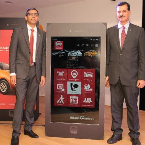 Nissan India launches NissanConnect platform, an integrated information and communication platform
