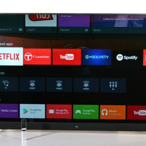 """Here are some cool features of the new TCL 65"""" C2 4K UHD TV"""