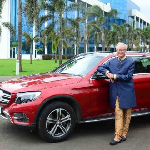 Mercedes Benz launches limited edition GLC 'Celebration Edition' in India