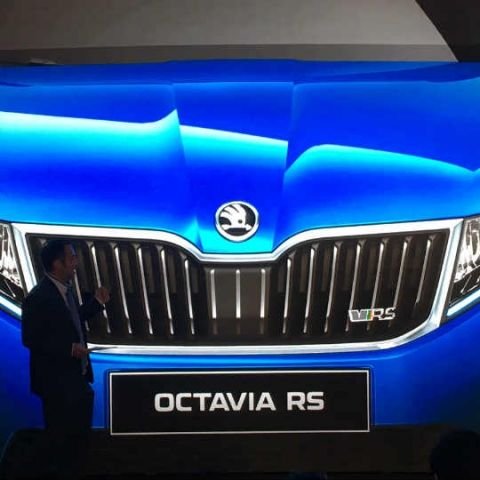 Skoda Octavia RS, Kodiaq coming to India: First look at the tech inside