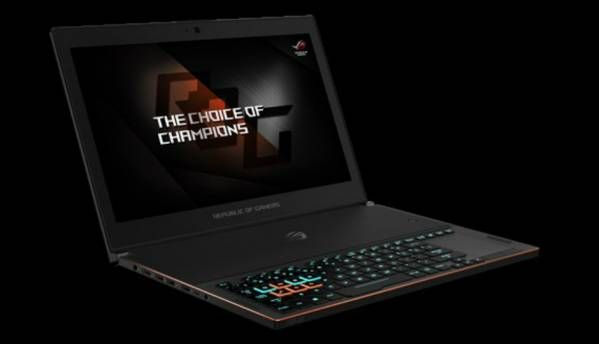 Asus ROG launches Zephyrus, world's thinnest gaming notebook with NVidia GTX 1080