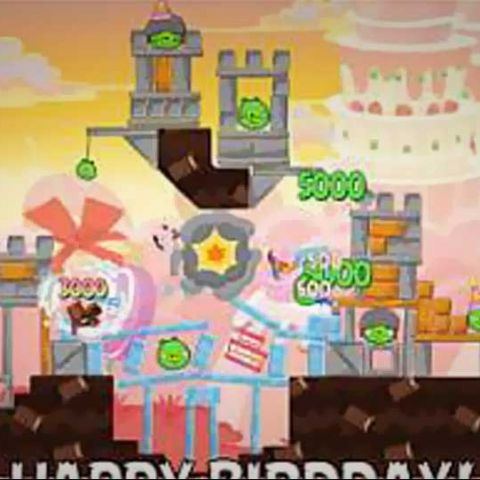 Rovio celebrates three years of Angry Birds with 30 new levels